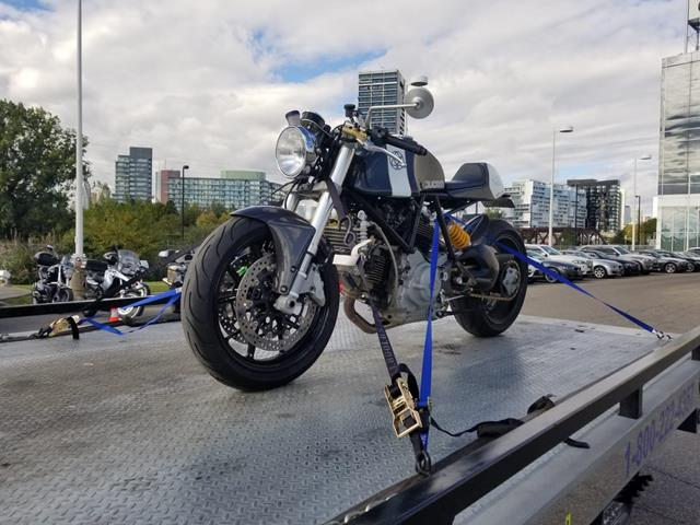 Motorbikes Safe Towing by Tow Master in Downtown Toronto