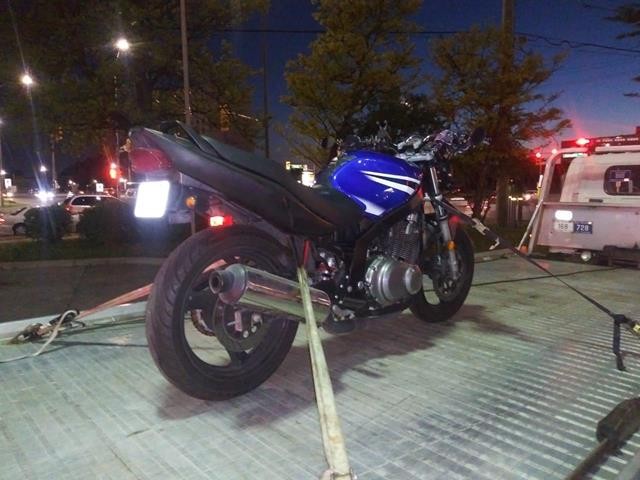 Motorbikes Safe Towing by Tow Master in Toronto